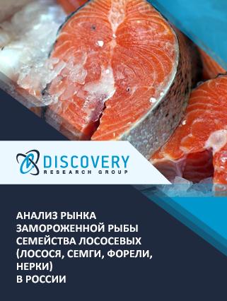 Маркетинговое исследование - Анализ рынка замороженной рыбы семейства лососевых (лосося, семги, форели, нерки) в России