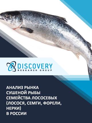 Анализ рынка сушеной рыбы семейства лососевых (лосося, семги, форели, нерки) в России