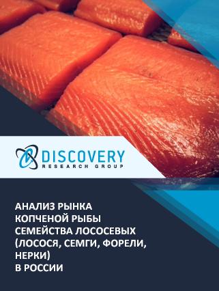 Маркетинговое исследование - Анализ рынка копченой рыбы семейства лососевых (лосося, семги, форели, нерки) в России