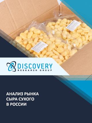 Анализ рынка сыра сухого в России