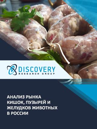 Маркетинговое исследование - Анализ рынка кишок, пузырей и желудков животных в России