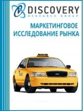 Маркетинговое исследование - Анализ рынка такси (агрегаторов такси) в России
