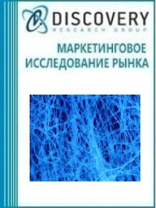 Маркетинговое исследование - Анализ рынка волокон химических (синтетических и искусственных) в России (с базой импорта-экспорта)