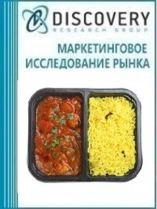 Анализ рынка готовых блюд в России