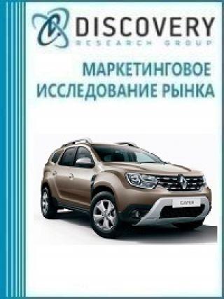 Маркетинговое исследование - Анализ рынка услуг проката (аренды) автомобилей в России