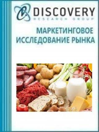 Анализ пищевой промышленности России