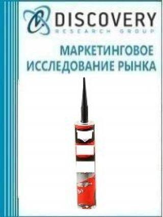 Маркетинговое исследование - Анализ рынка строительных герметиков в России (с предоставлением базы импортно-экспортных операций)