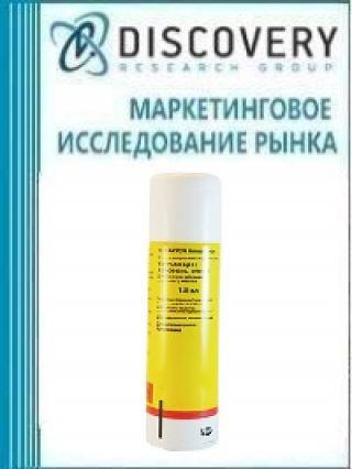 Анализ рынка дерматологических препаратов в России