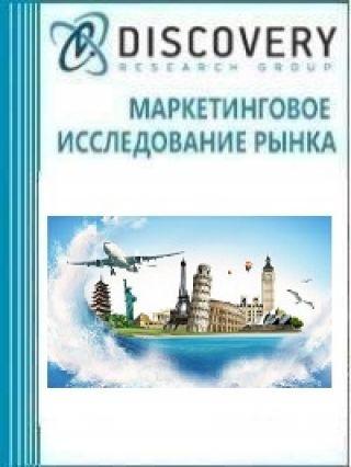 Маркетинговое исследование - Анализ рынка туристических услуг (авиаперелеты, аренда жилья, путевки, аренда автомобилей и т.д.) в России