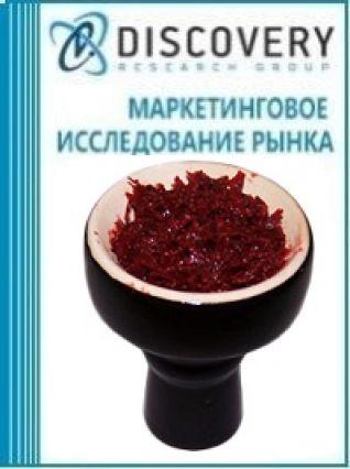 Анализ рынка кальянного табака в России