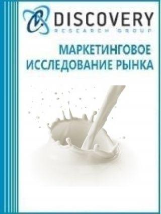Маркетинговое исследование - Анализ рынка молочной кислоты в России (с предоставлением базы импортно-экспортных операций)
