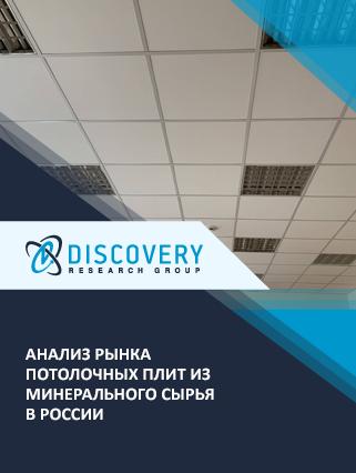 Маркетинговое исследование - Анализ рынка потолочных плит из минерального сырья в России