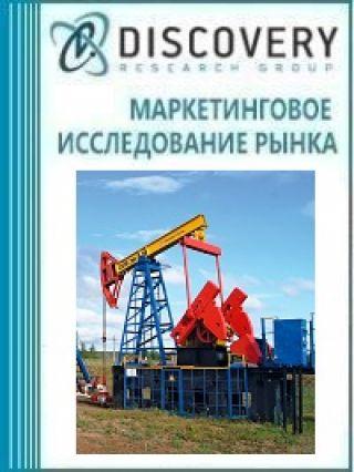 Маркетинговое исследование - Анализ рынка станков-качалок для нефтяной промышленности в России (с предоставлением базы импортно-экспортных операций)