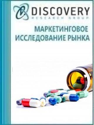 Маркетинговое исследование - Анализ препаратов для лечения желудочно-кишечного тракта в России