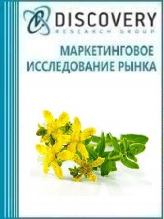 Маркетинговое исследование - Анализ рынка успокоительных средств в России