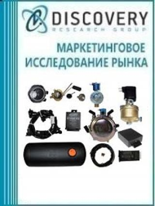 Маркетинговое исследование - Market analysis of the gas equipment for diesel internal combustion engines (ICE) in Russia