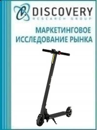 Маркетинговое исследование - Market analysis of the electric bicycles and scooters in Russia