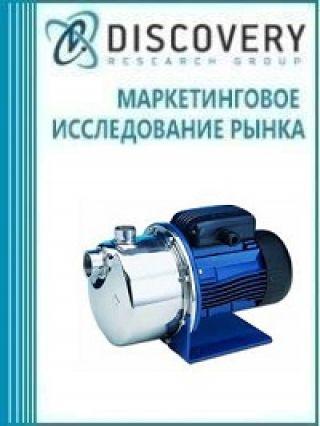 Маркетинговое исследование - Анализ рынка насосов для систем водоснабжения в России (с предоставлением базы импортно-экспортных операций)