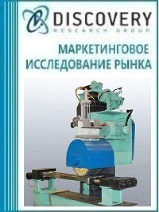 Маркетинговое исследование - Анализ рынка станков для чистовой обработки с помощью шлифовальных камней, абразивов и полирующих средств в России