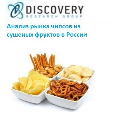 Маркетинговое исследование - Анализ рынка чипсов из сушеных фруктов в России