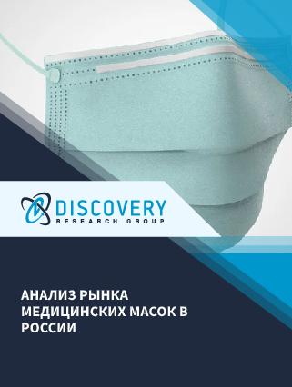 Маркетинговое исследование - Анализ рынка медицинских масок в России в 2014-2019 гг. и январе-сентябре 2020 г. (с базой импорта-экспорта)