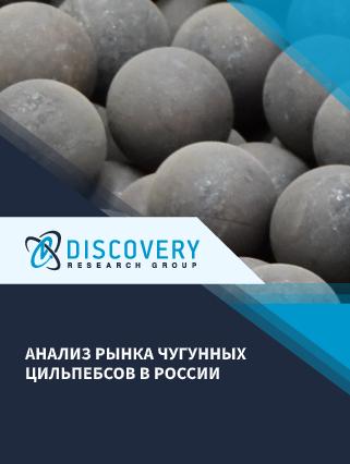 Маркетинговое исследование - Анализ рынка чугунных цильпебсов в России (с базой импорта-экспорта)