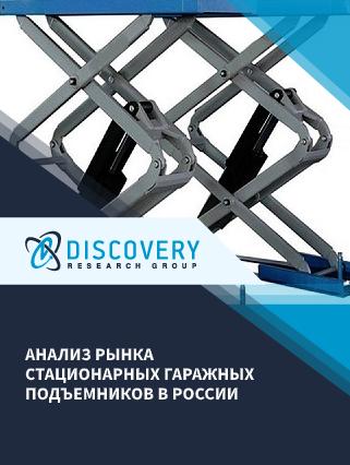 Маркетинговое исследование - Анализ рынка стационарных гаражных подъемников в России (с базой импорта-экспорта)