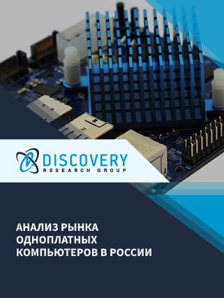 Маркетинговое исследование - Анализ рынка одноплатных компьютеров в России (с базой импорта-экспорта)