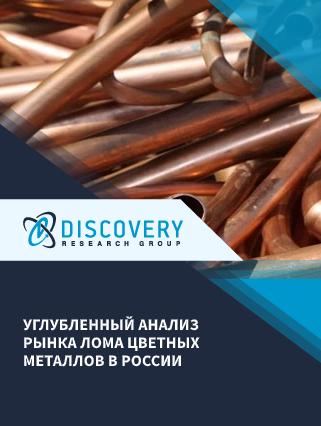 Маркетинговое исследование - Углубленный анализ рынка лома цветных металлов в России