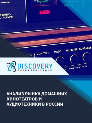 Маркетинговое исследование - Анализ рынка домашних кинотеатров и аудиотехники в России