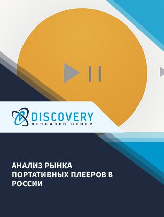Маркетинговое исследование - Анализ рынка портативных плееров в России