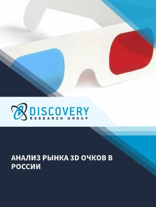 Анализ рынка 3D очков в России (с базой импорта-экспорта)