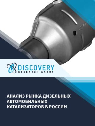 Маркетинговое исследование - Анализ рынка дизельных автомобильных катализаторов в России