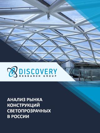 Маркетинговое исследование - Анализ рынка конструкций светопрозрачных в России