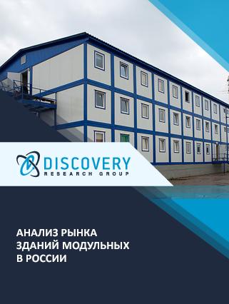 Маркетинговое исследование - Анализ рынка зданий модульных в России