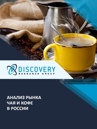 Маркетинговое исследование - Анализ рынка чая и кофе в России
