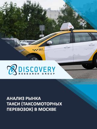 Анализ рынка такси (таксомоторных перевозок) в Москве