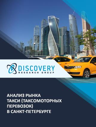 Анализ рынка такси (таксомоторных перевозок) в Санкт-Петербурге