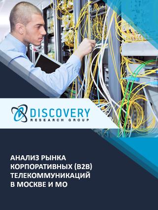 Анализ рынка корпоративных (B2B) телекоммуникаций в Москве и МО