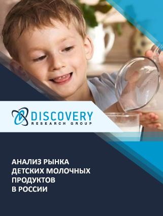 Анализ рынка детских молочных продуктов в России