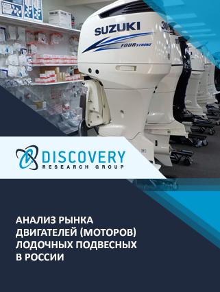 Маркетинговое исследование - Анализ рынка двигателей (моторов) лодочных подвесных в России