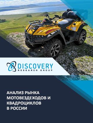 Маркетинговое исследование - Анализ рынка мотовездеходов и квадроциклов в России
