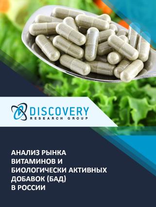Маркетинговое исследование - Анализ рынка витаминов и биологически активных добавок (БАД) в России