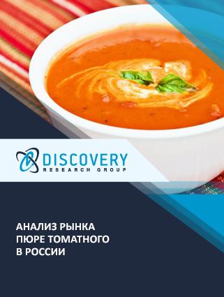 Маркетинговое исследование - Анализ рынка пюре томатного в России