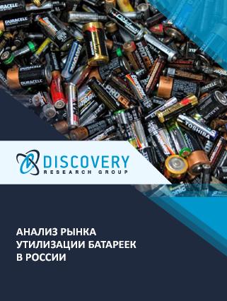 Маркетинговое исследование - Анализ рынка утилизации батареек в России
