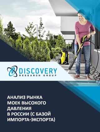 Маркетинговое исследование - Анализ рынка моек высокого давления в России (с базой импорта-экспорта)