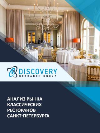 Маркетинговое исследование - Анализ рынка классических ресторанов Санкт-Петербурга