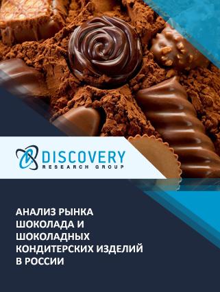 Маркетинговое исследование - Анализ рынка шоколада и шоколадных кондитерских изделий в России