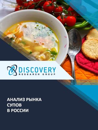 Маркетинговое исследование - Анализ рынка супов в России