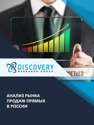 Маркетинговое исследование - Анализ рынка продаж прямых в России